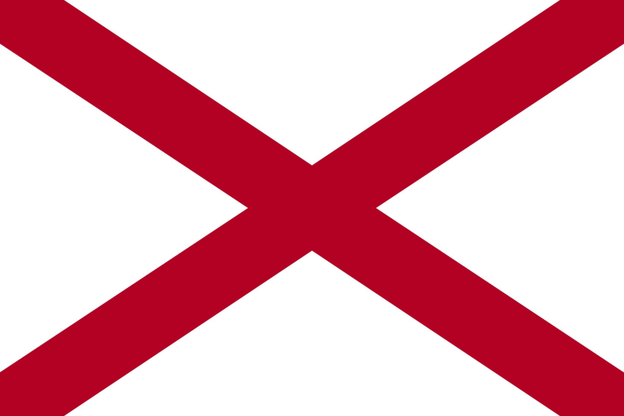 Vlag van Alabama