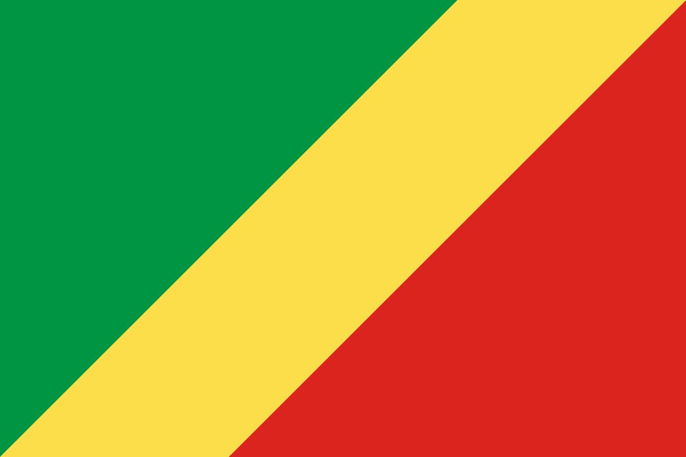 Flag of Congo, Republic of the