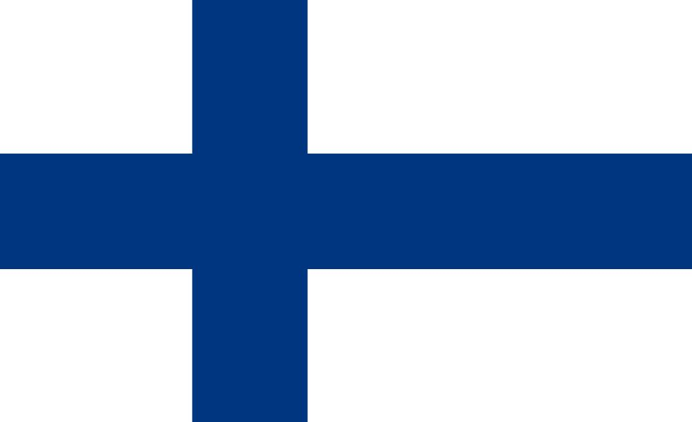 Finland flag package - Country flags