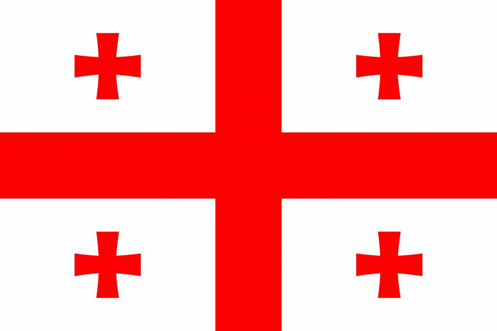 Flagge Georgia