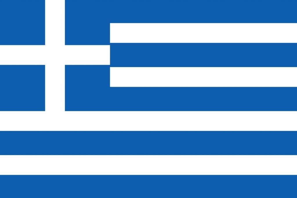 Image du drapeau de la Grèce - Country flags