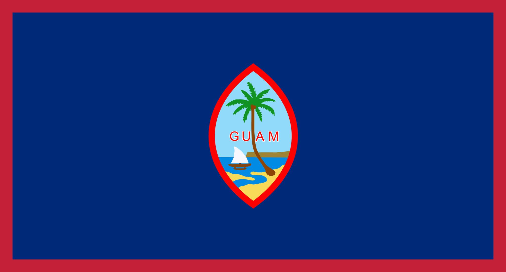 Drapeau de Guam