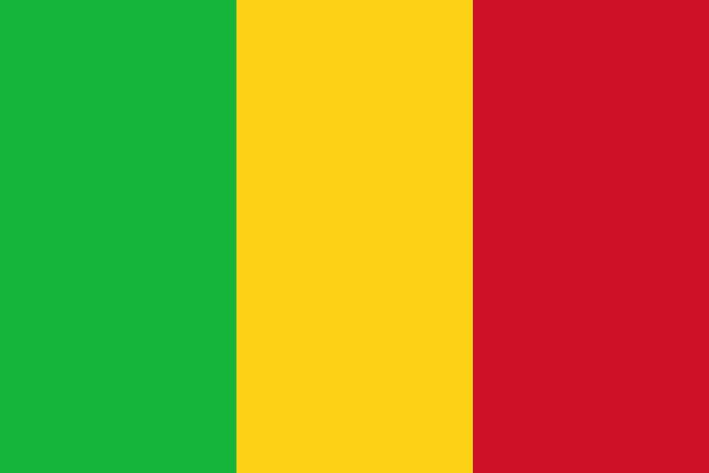 Vlag van Mali