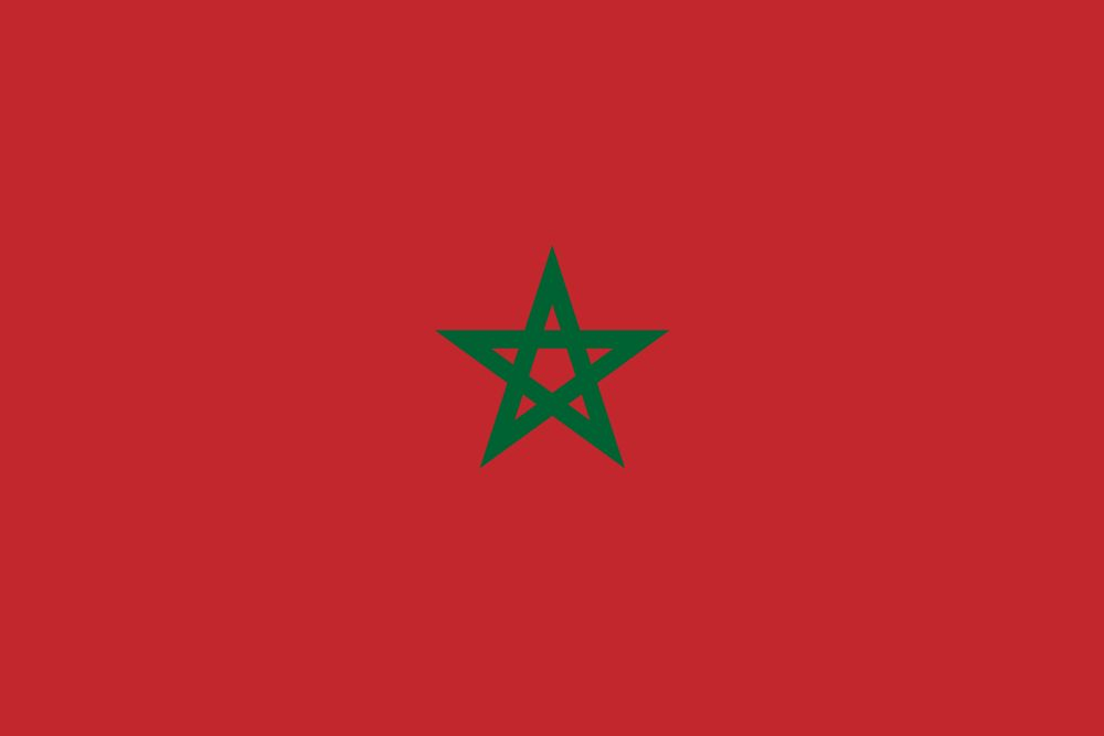 Morocco flag package - Country flags
