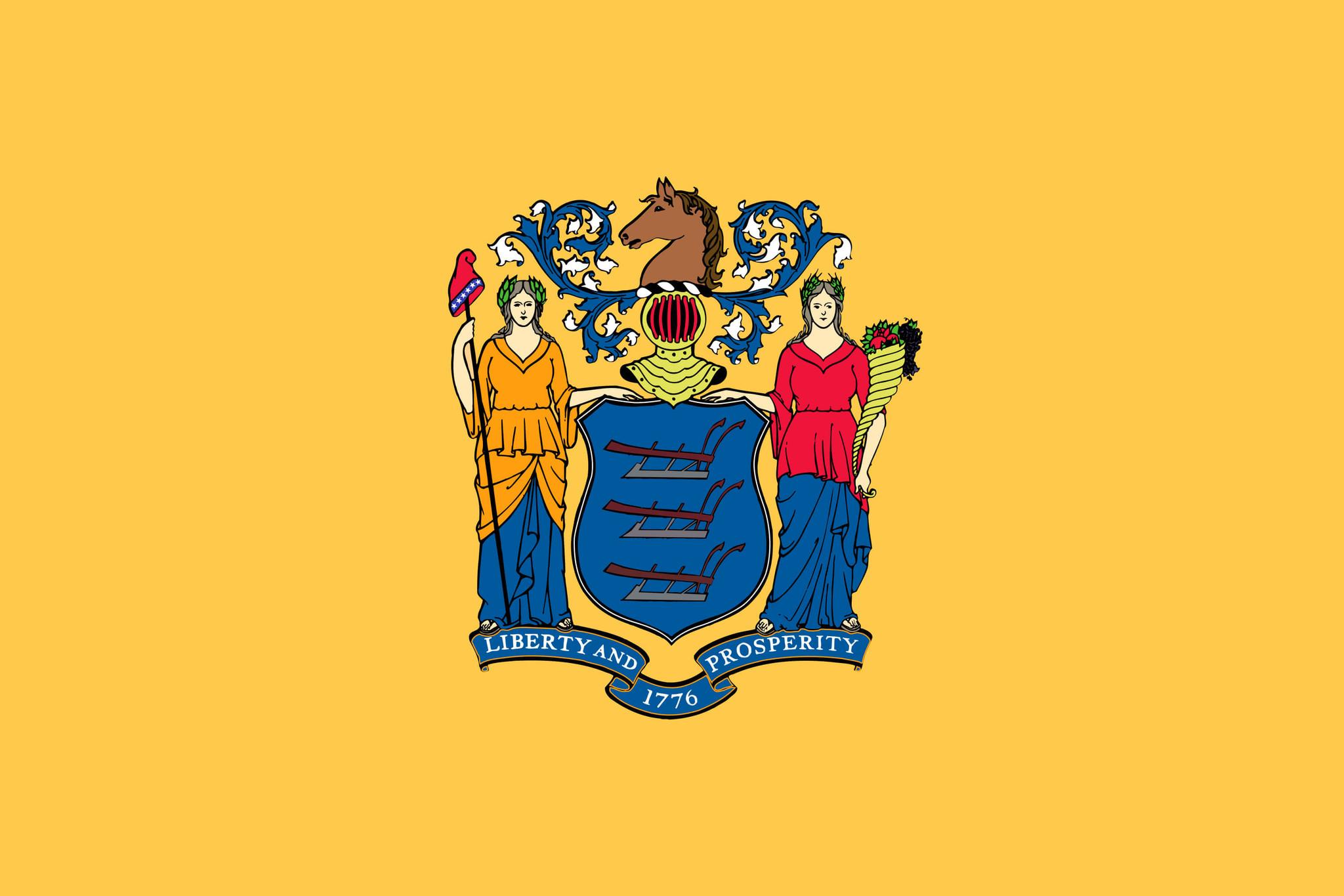 Drapeau du New Jersey
