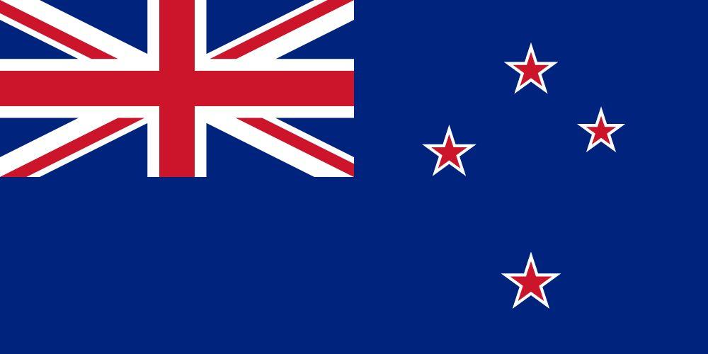 Vlag van Nieuw Zeeland