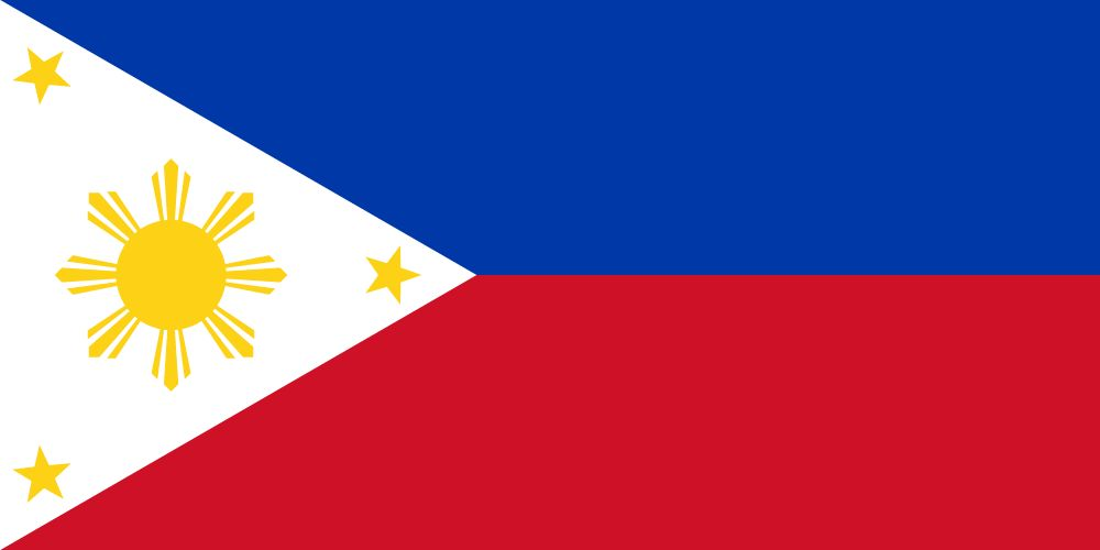 Flag of Philippines, the