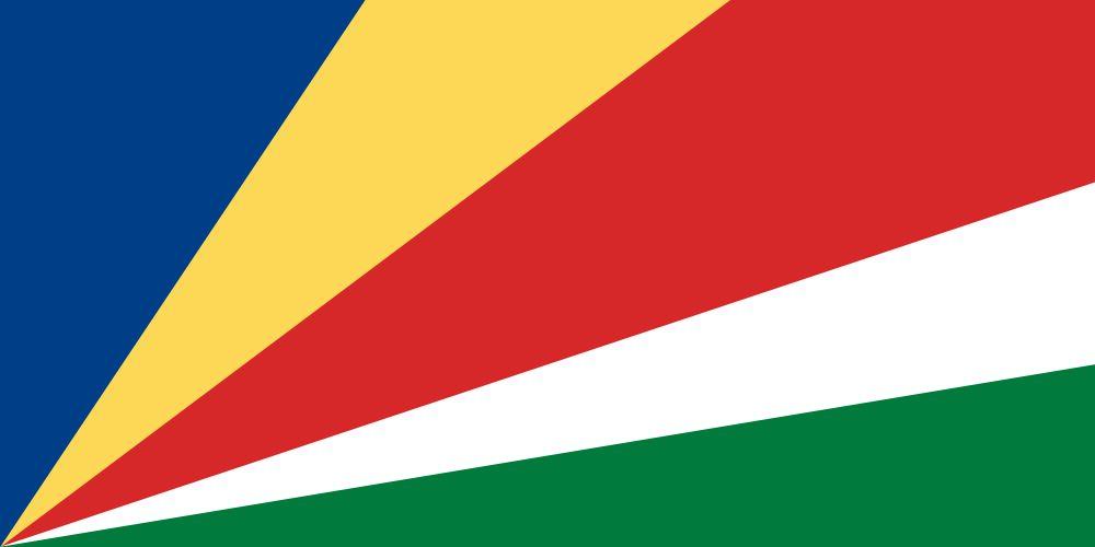 Vlag van Seychellen, de