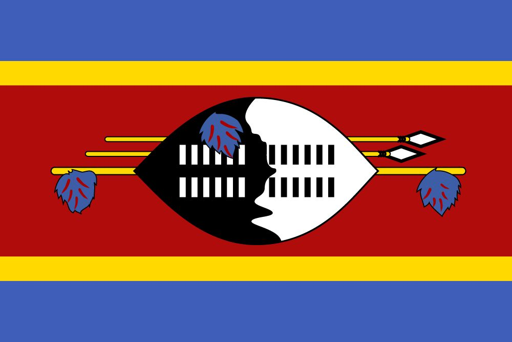 Flag of Swaziland