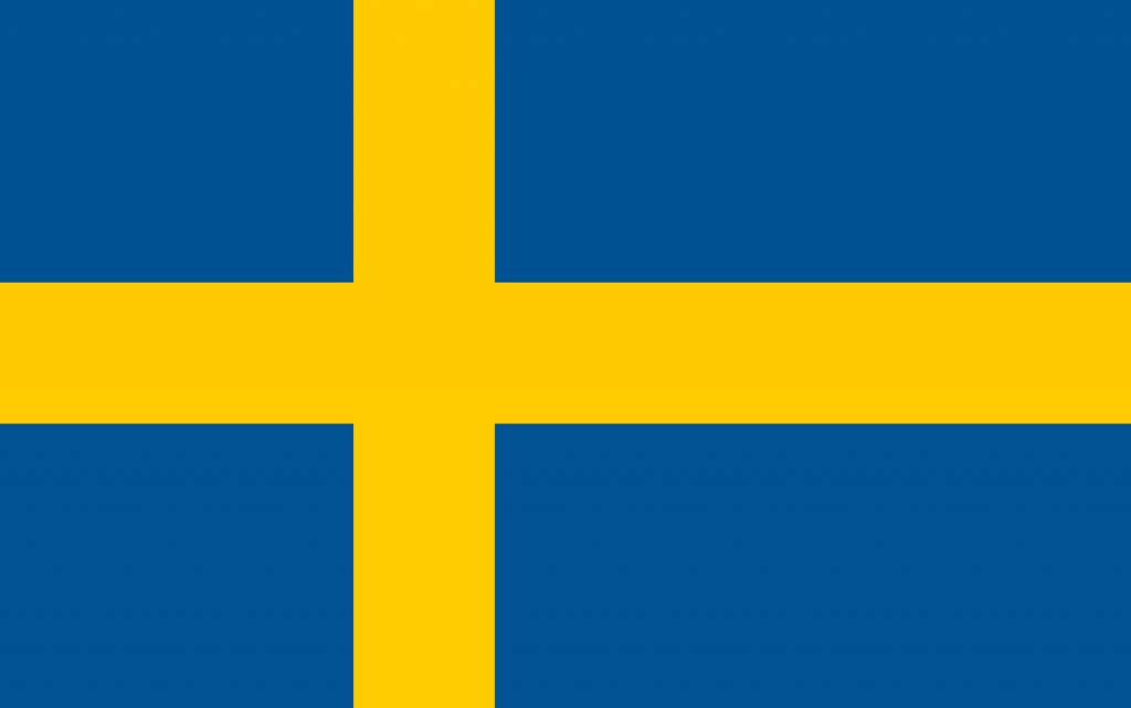 Sweden flag image - Country flags