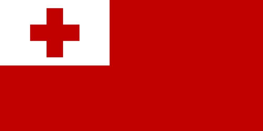 Vlag van Tonga