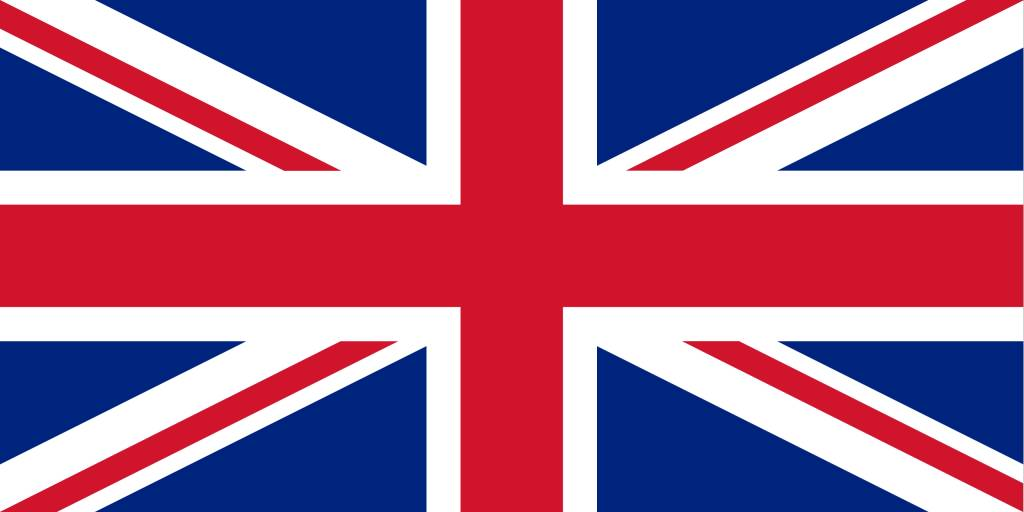 the united kingdom flag vector - country flags  country flags
