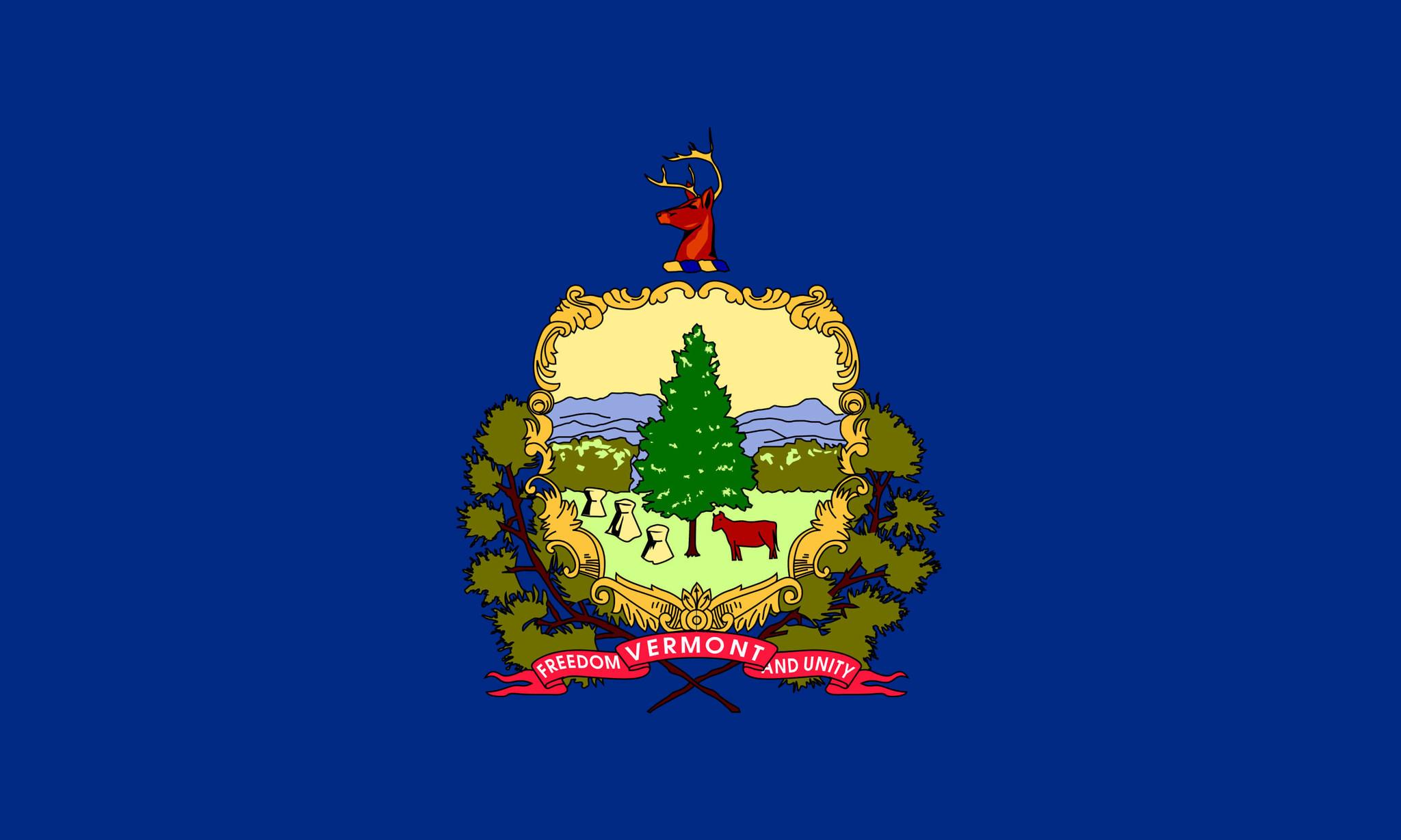Drapeau du Vermont